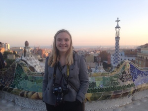 Park Guell and Gaudi creations